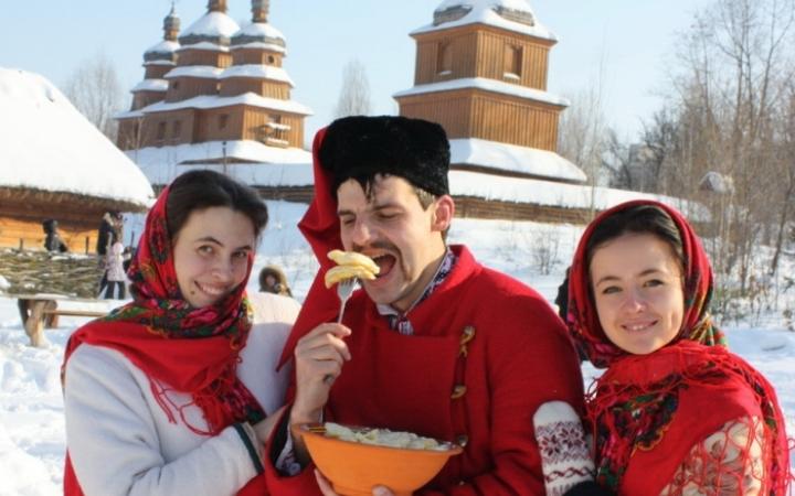Где отметить в Киеве Масленицу 2014