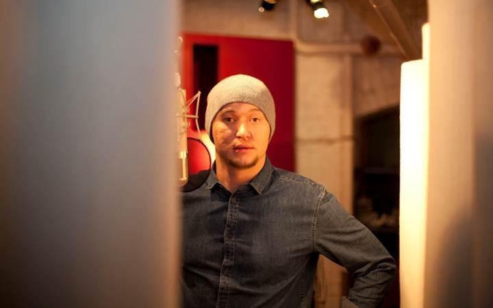 Бумбокс записали новую песню в берлинской студии