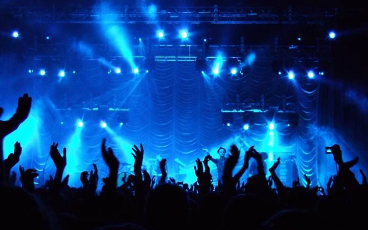 Перенесены концерты в Киеве