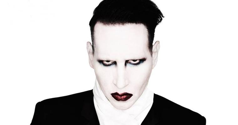 Концерт в Киеве: (Marilyn Manson)