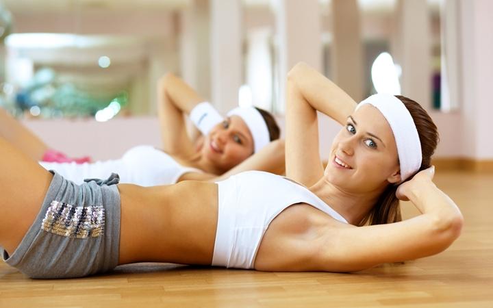 Упражнения для мышц корпуса и поясницы