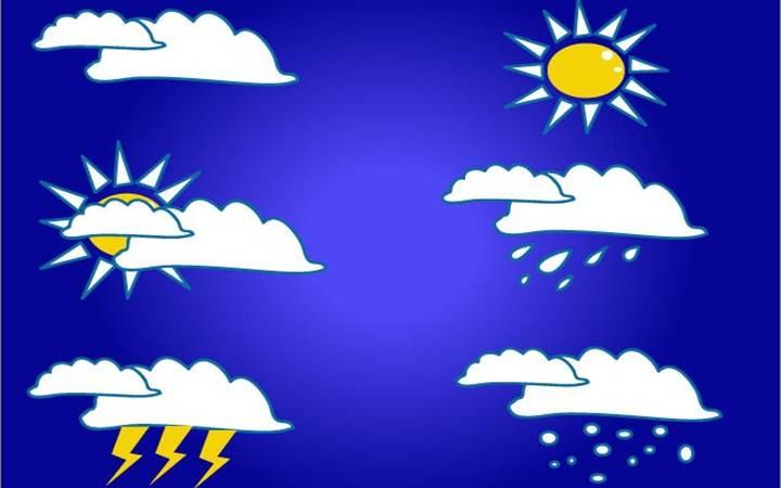 Погода на неделю: 24-30 марта