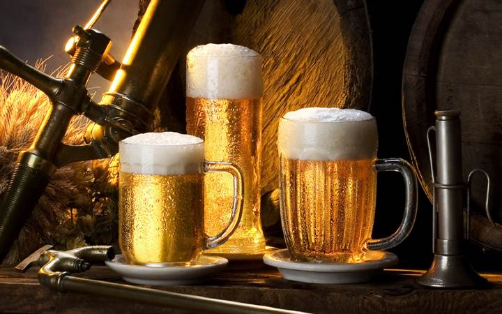 Пиво укрепляет костную ткань
