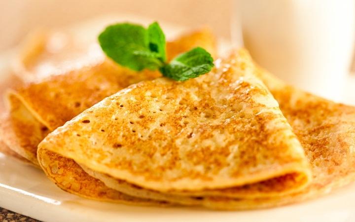 10 рецептов блинов на Масленицу