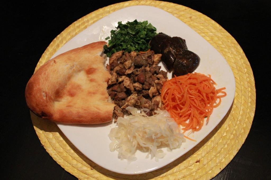 Рецепт меорав йерушалми