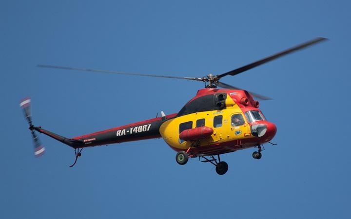 Стоимость полетов на вертолете в Киеве
