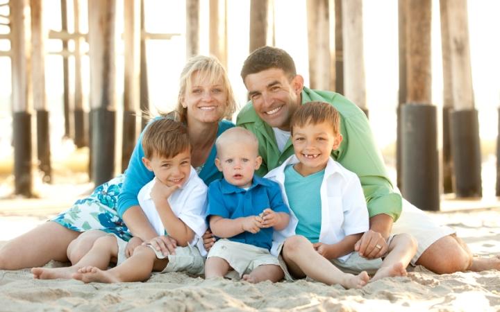 Идея на выходные: Идем на семейную фотосессию