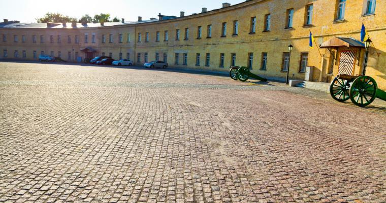 Киевская крепость фото