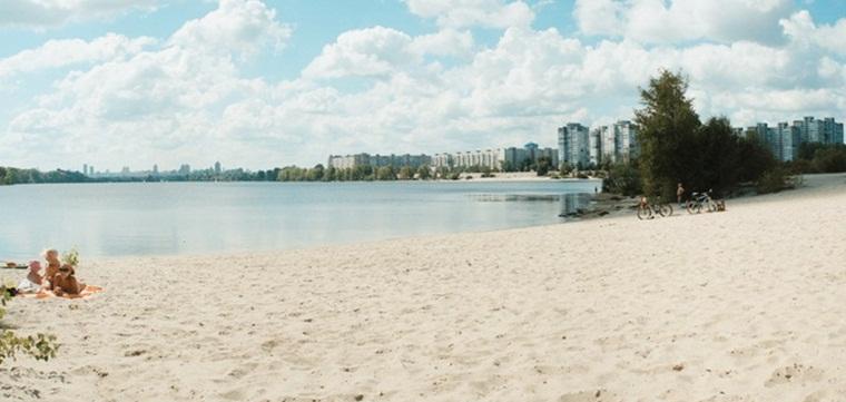 Пляж «Верхний»