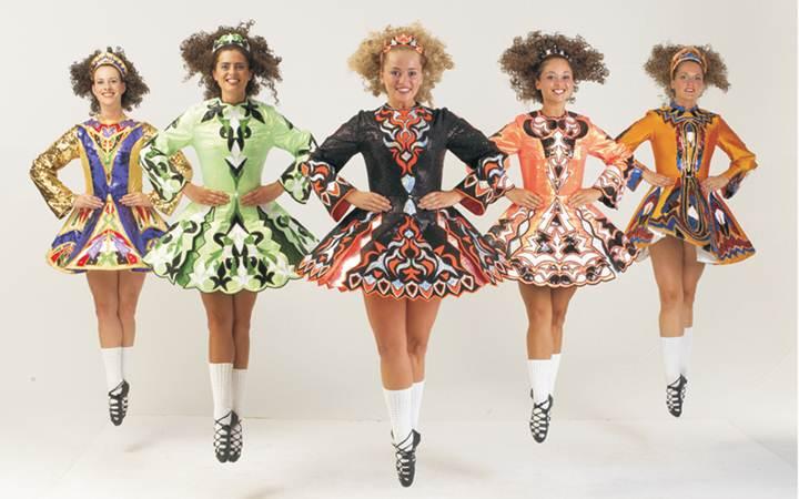 Ирландские танцы в Киеве. Где заняться
