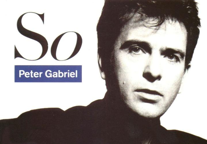 Peter Gabriel (Питер Гэбриэл) в Украине
