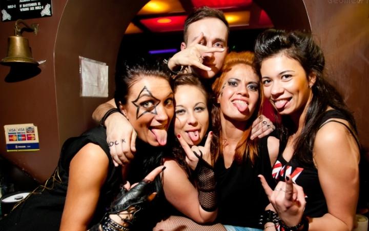 Идея на выходные: Вечеринка в стиле рок