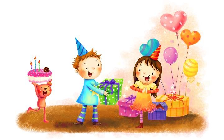10 атрибутов хорошего дня рождения