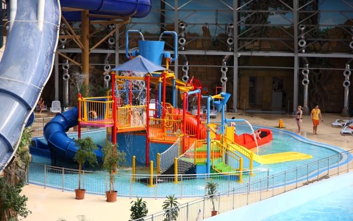 Отдыхаем с ребенком в аквапарке Aquasferra