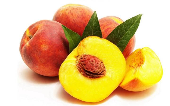Персик назван самым полезным фруктом