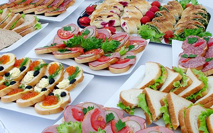 бутерброды на праздничный стол рецепты с фото