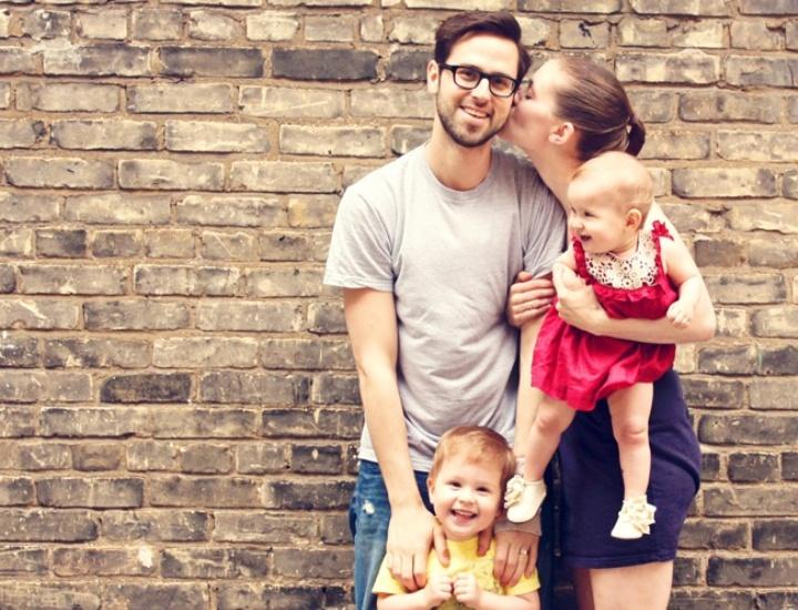 10 идей для семейной фотосессии