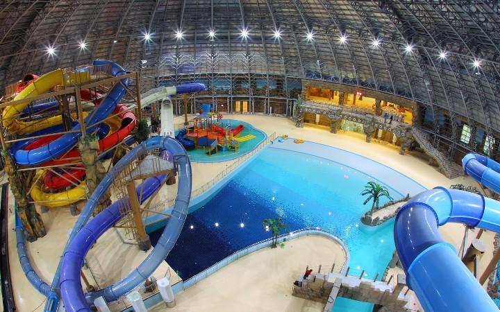 Аквапарк Aquasferra (Донецк)
