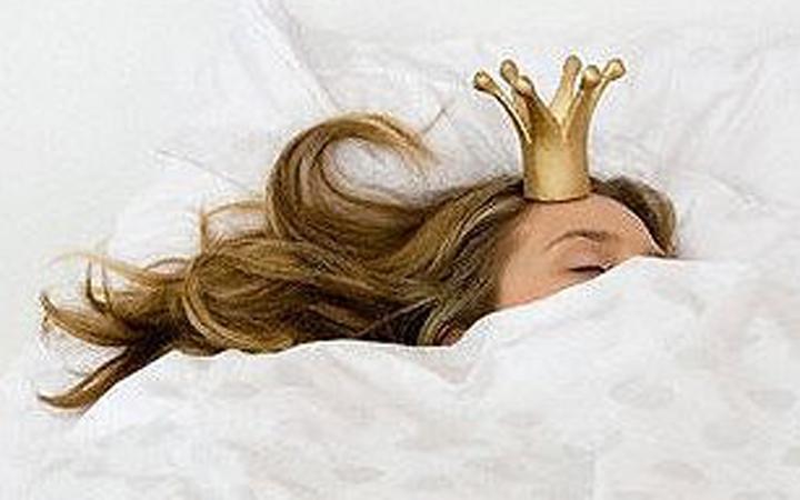 Сон - королевское удовольствие