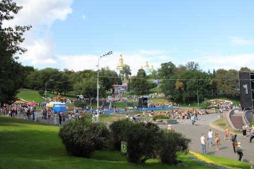 Куда пойти и чем заняться на День Киева