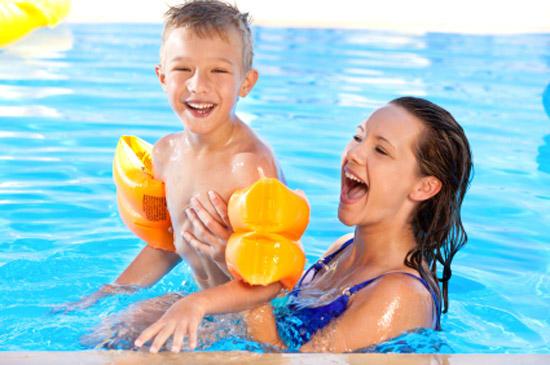 Отдых с детьми на воде. Правила безопасности