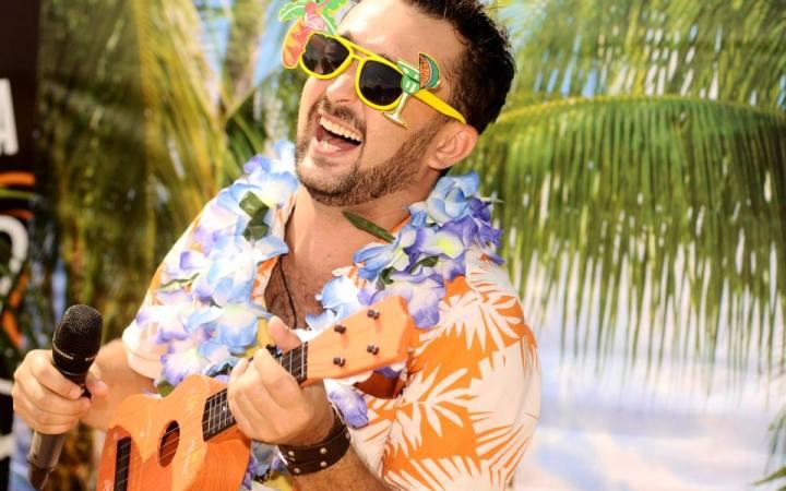 Идея на выходные: Гавайская вечеринка