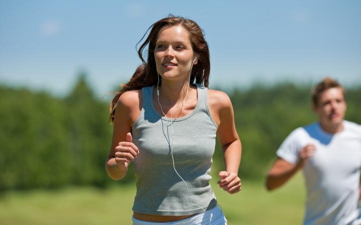 10 песен для пробежки