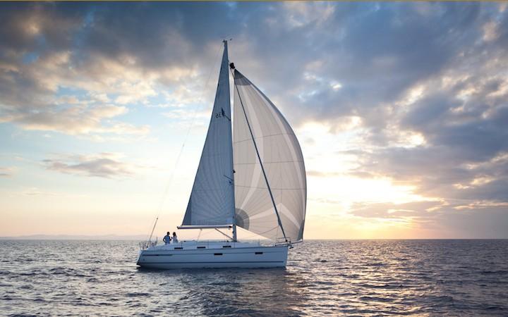 Экскурсии по Днепру на яхте