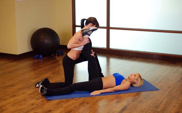 Как правильно проводить растяжку перед тренировкой