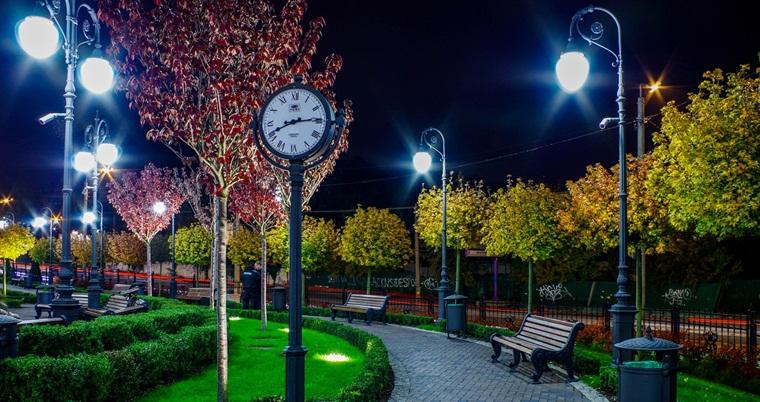 Cквер Гейдара Алиева