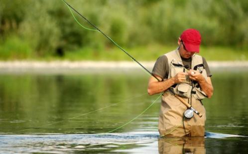 День рыболова