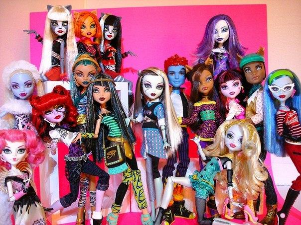 Monster-Hay игрушки