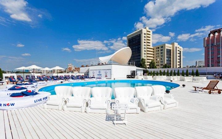 beach club в киеве: