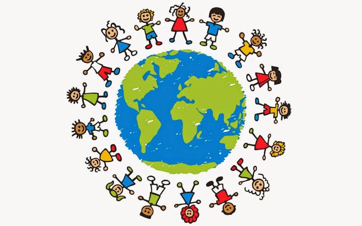 Международный день детей. Дети. Мир