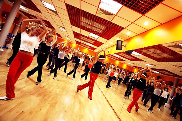 Фитнес клубы на Троещине