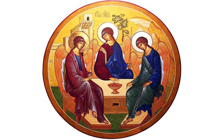 Троица. День Святой Троицы