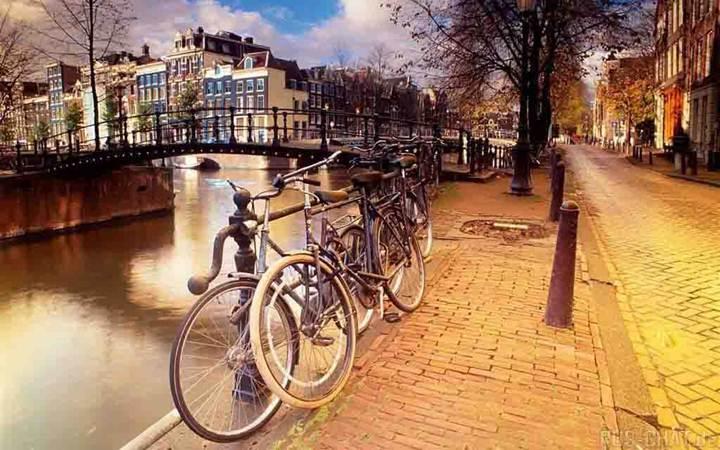 В Киеве пройдет Голландский велодень