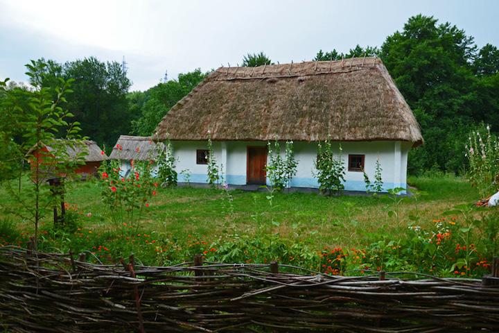 Зеленый туризм в Украине