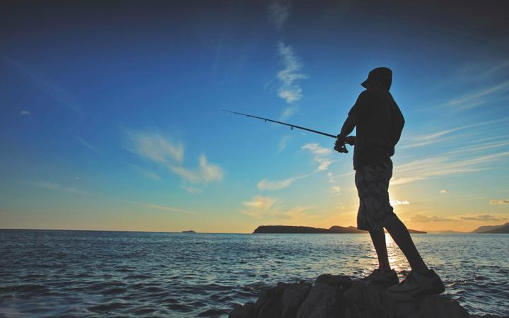 День рыбака. Рыбак. Рыбалка