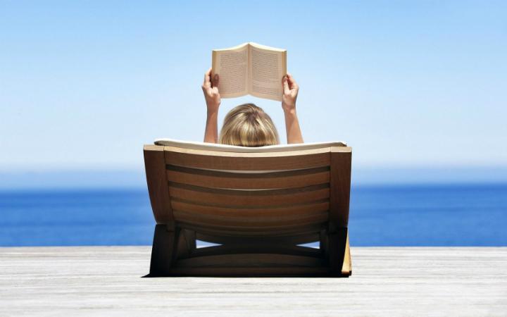Лучшие книги для чтения на отдыхе