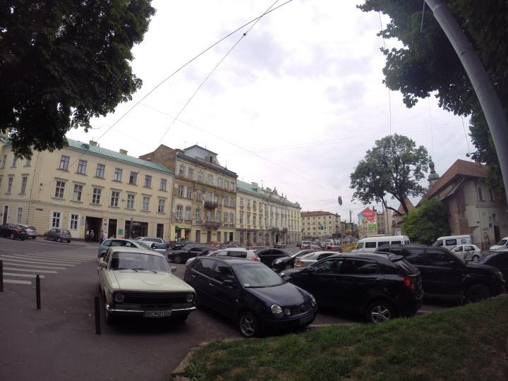 Центр Львова фото
