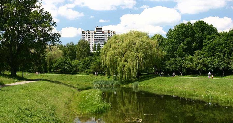 Парк «Отрадный»