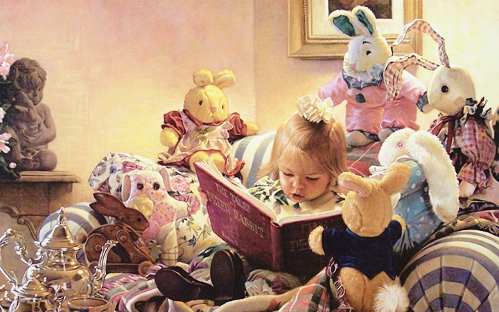 Книги, которые обязательно нужно прочитать ребенку