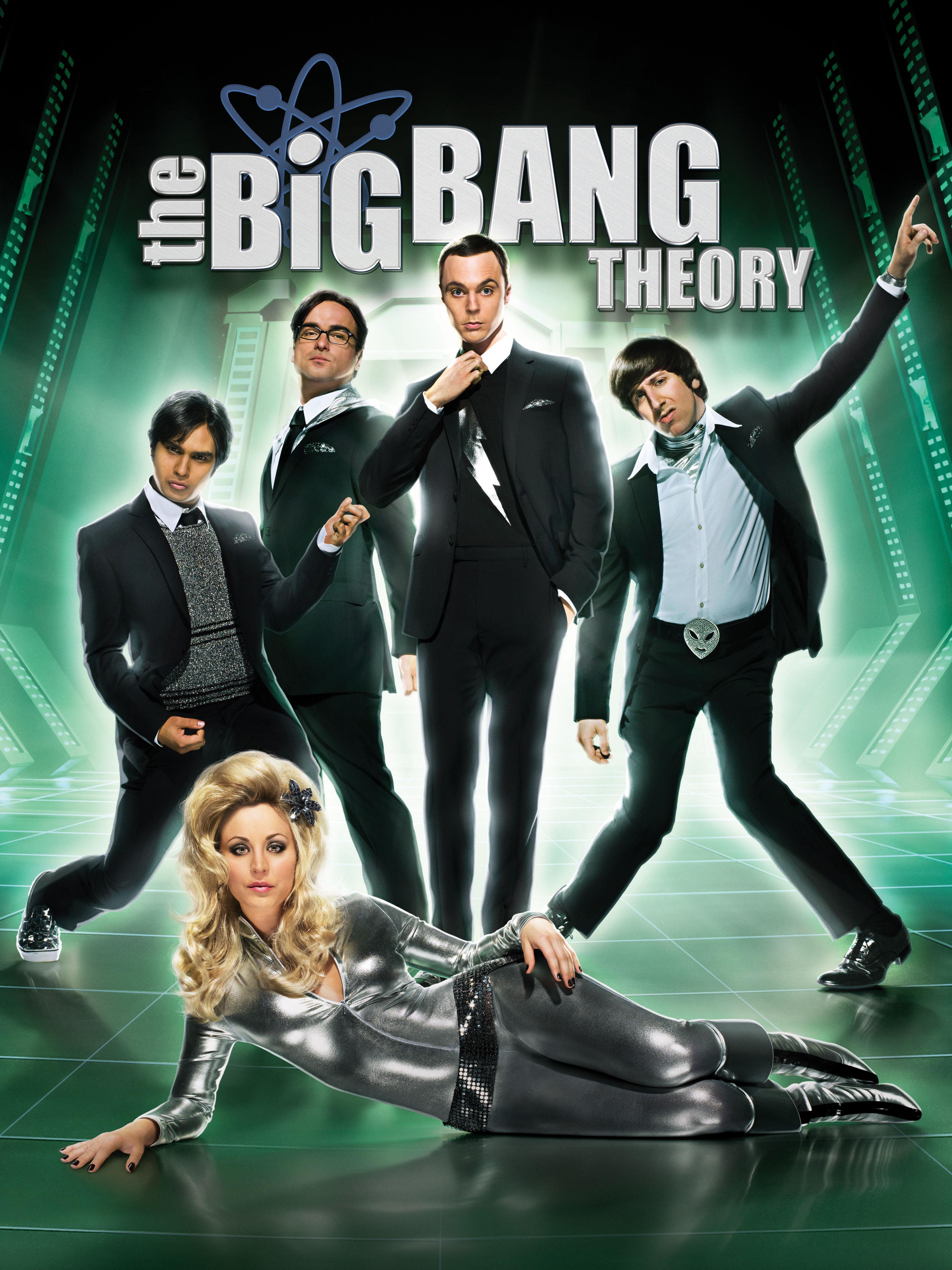 Теория Большого Взрыва(2)