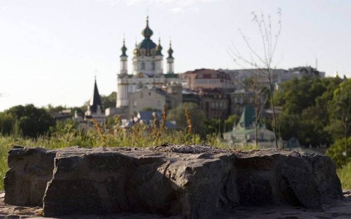 мистика киевских гор
