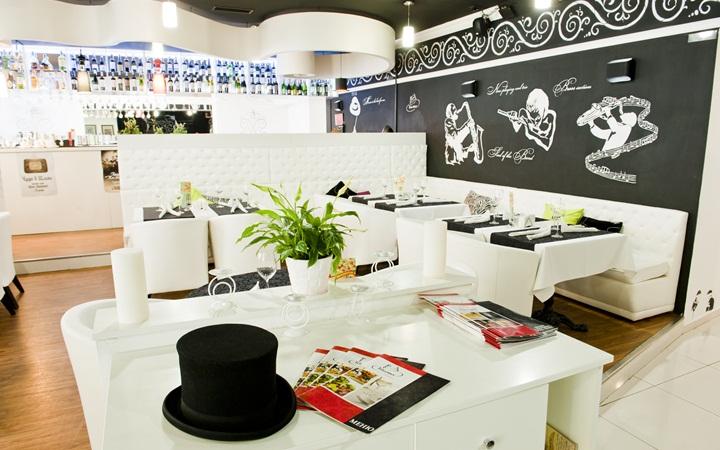 Ресторан Шляпа