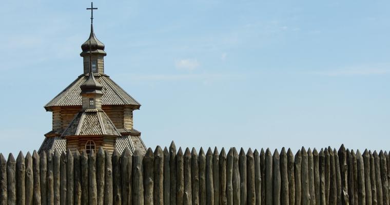 Тур по Украине: Экскурсия на Хортицу