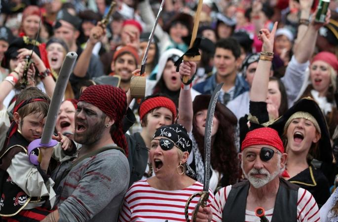 Международный пиратский день