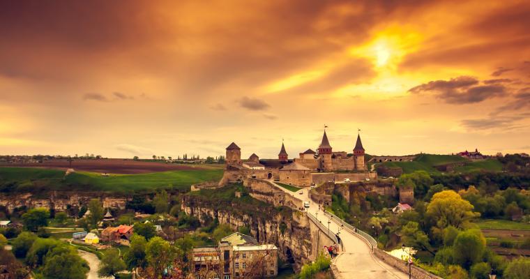 Тур по Украине: Средневековые выходные (Туры в Каменец-Подольский)