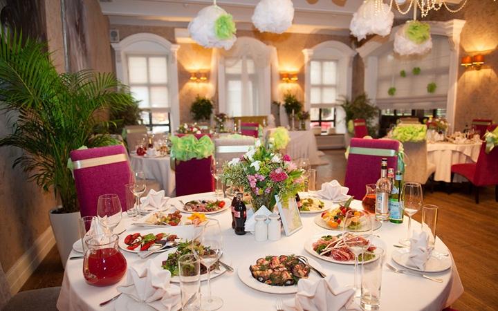 10 самых популярных свадебных блюд